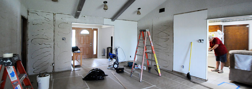Sheetrock Repair in Round Rock