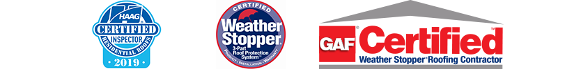 Roofing Certification Logos